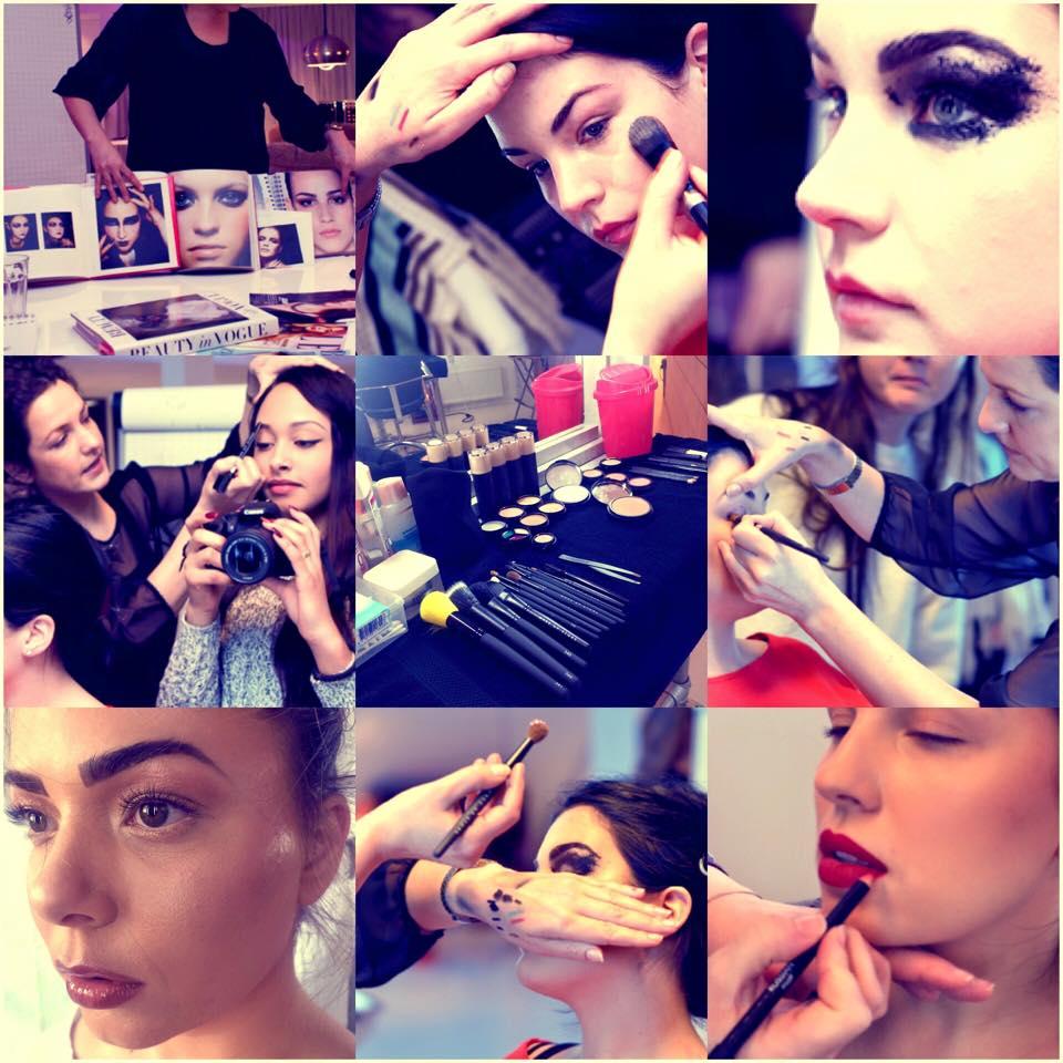 Make up artist